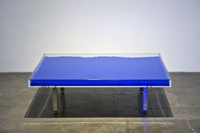 Table Bleue (1961)
