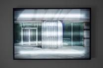 Blacklit, Arka Aydınlatmalı Fotoğraf Yerleştirme 70 x 105 x 10 cm