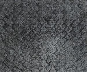 Buzlu cam, Kağıt üzerine suluboya / Watercolor on paper 58 x 48 cm, 2018